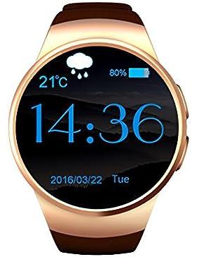 Fitness Tracker Kalorien / Fitness Armband Schrittzähler Damen / Schrittzähler Armband Weight Watchers / Handy-Uhr...