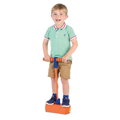 Jump 'N' Bounce Ty5973Bungee Hopper Doux Pogo Stick
