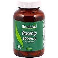 Rosehip [Hagebutte] 3000 mg equivalent 60 Tabletten HA (vegan) preisvergleich bei billige-tabletten.eu