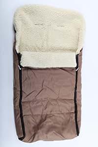 point-kids chancelière chancelière d'hiver chancelière en laine d'agneau laine d'agneau chanclière pour poussette NOUVEAU prix 59 EUR