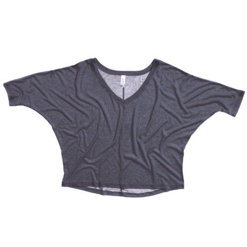 Bella Canvas - T-shirt -  Femme Gris - Dark Grey Heather