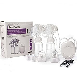 DORSION Comfort Dual Electric Breast Pump and Automatic Massage BPA Free (including nipple)