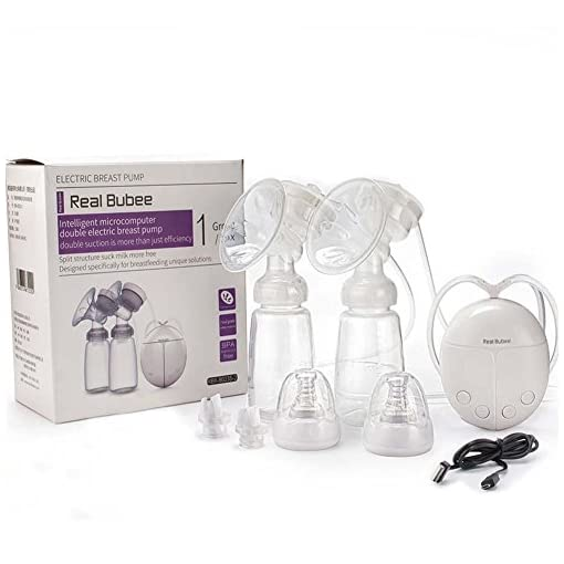 DORSION Comfort Dual Electric Breast Pump and Automatic Massage BPA Free (including nipple) 41Ags0CPyZL