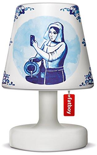 Fatboy Edison The Petit lámpara de Mesa Pantalla Cooper cappie Delfts Blauw 2.0