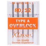Klasse Overlock-Nähmaschine Nadeln Typ A