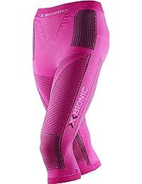 X-Bionic I02024299 Pantalones para Mujer, Color rosa, Talla S/M