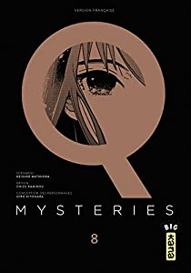 Q Mysteries Edition simple Tome 8