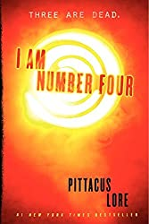 I Am Number Four (Lorien Legacies) by Pittacus Lore (2011-08-23)