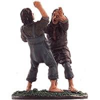 Lord of the Rings Figura di piombo Il Signore degli Anelli Collection Nº 57 Smeagol At Gladden Fields