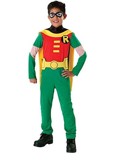 BATMAN ~ Robin™ (Classic) - Kids Costume Medium (Classic Movies Kostüm Ideen)