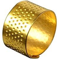 joyliveCY Protector de dedos de anillo dedal