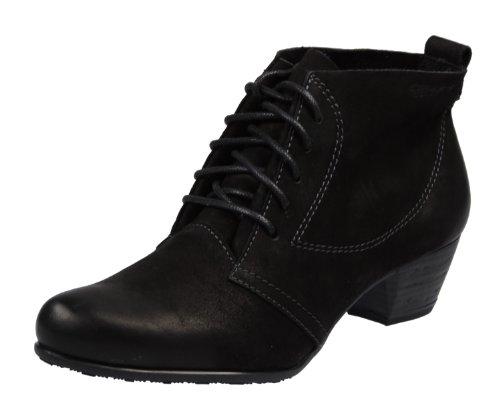 Tamaris 1-1-25115-21 Damen Stiefel 001°black