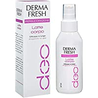 Dermafresh Ipersudorazione Latte Corpo Deodorante Utile in Caso di Ipersudorazione - 100 ml