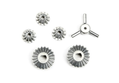 TAMIYA 300051008 - TT-01/TNS/M-05 Kegelrad-Set Differential, 1 Stück (Differential)