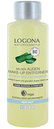 Logona: Remove & Cleanse - Augen Make-up Entferner (Augen Up Regenbogen Make)
