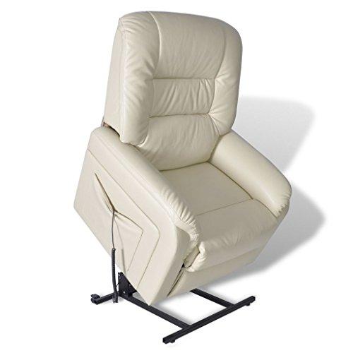 vidaXL Fernsehsessel Elektrisch Relaxsessel Aufstehsessel Sessel + Aufstehhilfe
