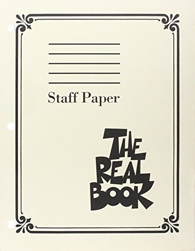 The Real Book Staff Paper