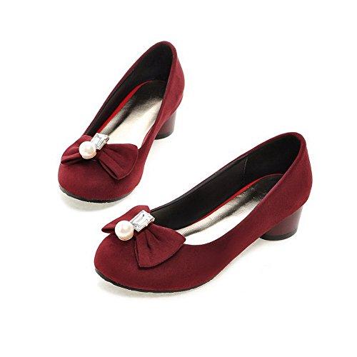 A&N - Sandali  donna Red