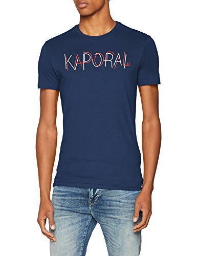 Kaporal Salut, T-Shirt Homme, Bleu (Blue Us),  XL