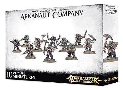 Kharadron Overlords - Arkanaut Company 84-35 - Warhammer Age of Sigmar