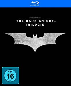 The Dark Knight Trilogy [Blu-ray]