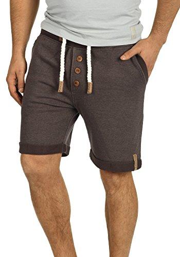 INDICODE BillyShorts Sweatshorts, Größe:XL;Farbe:Dark Brown (020) (T-shirts-erweiterung)