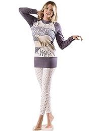 Amazon.it  Venere - Pigiami e camicie da notte   Donna  Abbigliamento a85a8badd1d
