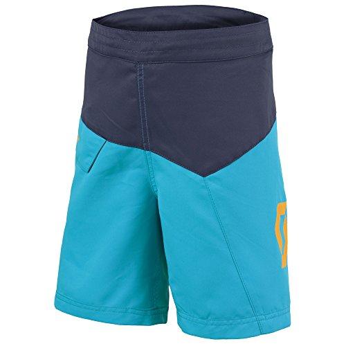 Scott Progressive Pro Junior Kinder Fahrrad Short Hose kurz blau/orange 2016: Größe: XL (164)