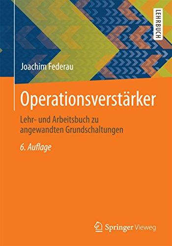 Operationsverstärker: Lehr- und Arbeitsbuch zu angewandten - Empfänger Elektronische