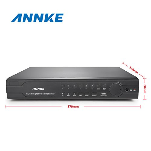 ANNKE Dummy Security Camera for Indoor and Outdoor