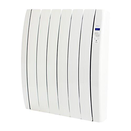 Haverland RC6TTS Inerzia - Emisor Térmico Bajo Consumo, 900W de Potencia, 6 Elementos, Programable...