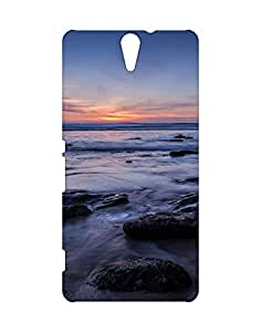 Mobifry Back case cover for Sony Xperia C5 Ultra Mobile ( Printed design)