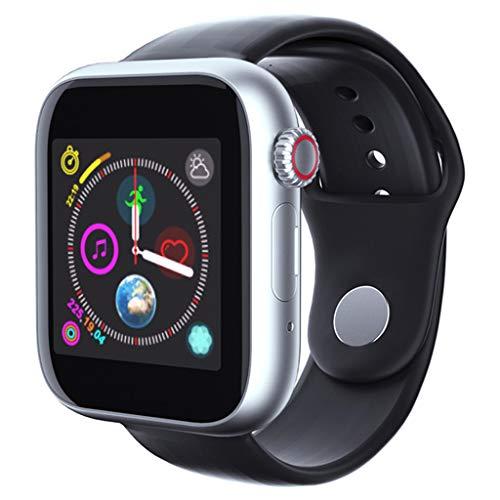 Z6 Neue Multifunktionssport Schrittzähler Herzfrequenz-Tracker Informationen Benachrichtigung Wasserdicht Smart Call Watch/Für Android-iOS-Geräte und Software