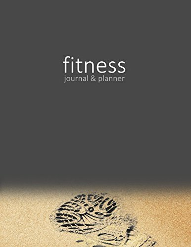 Fitness Journal & Planner: Workout and Exercise Log for Personal or Competitive Training (15 weeks in a large softback with a page per day; it's from our Running range) (Exercise & Fitness Gifts) por smART bookx