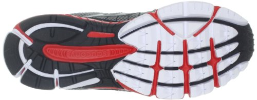 Saucony Running Grid Ignition 4, Chaussures Homme Grey/black/red