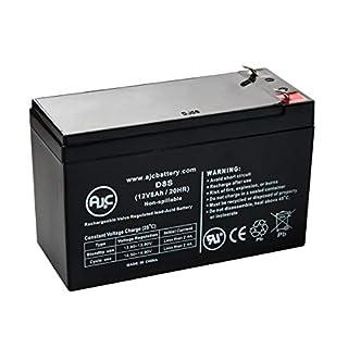 APC Back-UPS CS 500 12V 8Ah UPS Akku - Dies ist Ein AJC® Ersatz