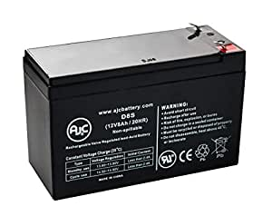 Batteria per Scooter elettrico Razor E300S E 300S Sweat Pea 13116261 12V 8Ah - Ricambio di marca AJC