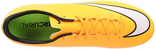 Nike Mercurial Victory V Ic, Chaussures de Football homme Orange  - Orange (Laser Orange/White-Black-Volt 800)