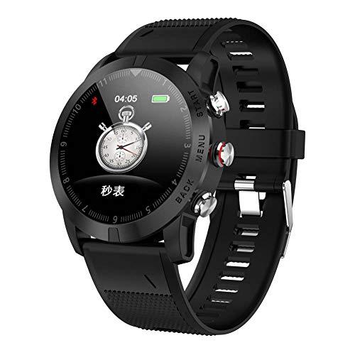 LJMR Intelligentes Armband,2019 Neue S10 Smartwatch Herzfrequenz-Überwachungsinformationen erinnern IP68 wasserdicht Multi-Motion-Modus Armband,Fitness Armband Tracker-c5 -