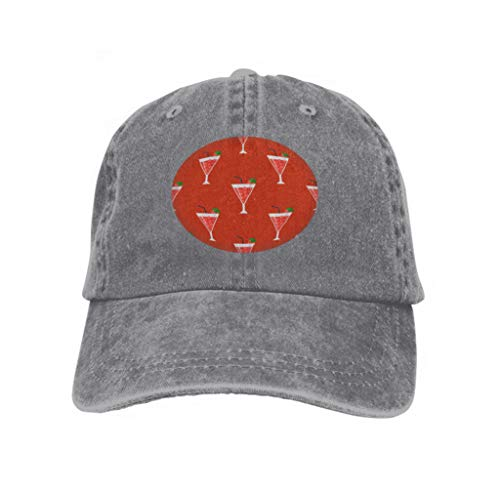 Xunulyn Classic Unisex Baseball Cap Adjustable Alcohol Drinks Beverages Cocktail Daiquiri Lager Refreshment Gray - Oregon Lager