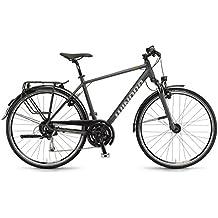 Bicicleta de trekking Winora Texas 28'Hombre, mysterypearl matt
