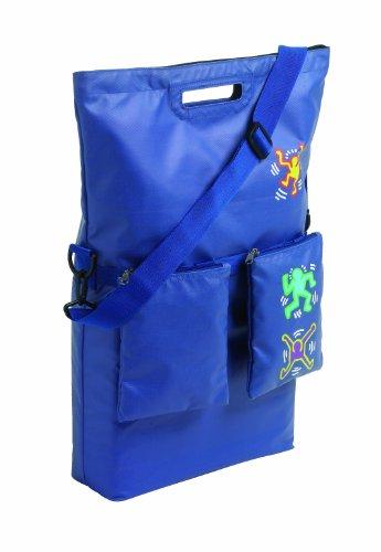 DOMETIC Mobicool 9105302754 Kühlsack Dancing Keith Haring Design, Inhalt 24 Liter / 13 Liter isoliert, blau