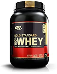 Optimum Nutrition Whey Gold Standard Protein, French Vanilla Cream, 1er Pack (1 x 908g)