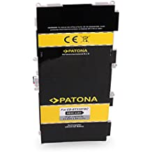 PATONA Bateria EB-BT530FBC para Samsung Galaxy Tab4 VE 10.1 LTE-A SM-T530 SM-T531 SM-T533 SM-T535 SM-T537 SM-T537R4 Tab 4 10.1 Tab 4 10.1 3G Tab 4 10.1 LTE conjunto de herramientas incluyendo