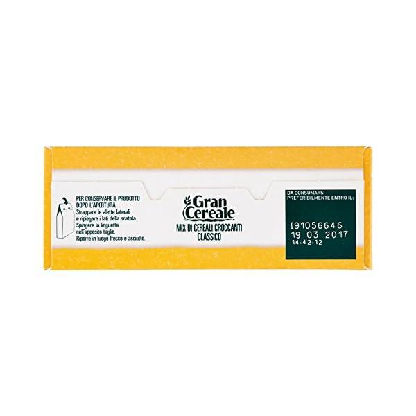 Gran Cereale Cereali Croccanti Classici, Ricchi di Fibra e Fosforo - 330 g 5 spesavip