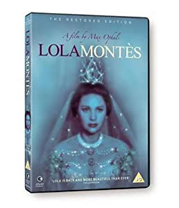 Lola Montes: The Restored Edition [1955] [DVD]