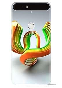 Spygen Premium Quality Designer Printed 3D Lightweight Slim Matte Finish Hard Case Back Cover For Huawei Google Nexus 6P