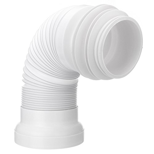 sorliva Abwasser Ablaufstutzen Zentimeter PVC WC-Ball Hubraum Schlauch Ablauf Port Aquarium Waschbecken WC - Rotary Drain Kit