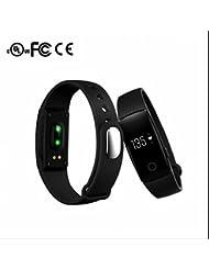 Smartwatch montre téléphone connectée,écran tactile capacitif,Smart Bracelet Connecté,Anti-perdu,Montre Podomètres,Contrôle de la Camera à distance/Calendrier/Chronomètre/Calculatrice