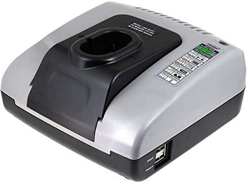 Caricabatteria Powery con USB per Makita Makita Makita Tipo PA14   Prima qualità    Vinci l'elogio dei clienti    Bella E Affascinante  a57ef3